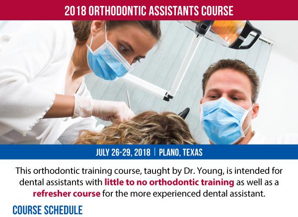 Academy of Gp Orthodontics Assistants Course 2018