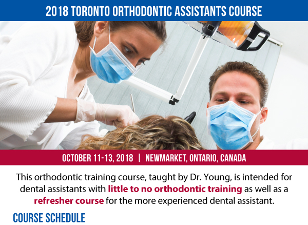 Academy of Gp Orthodontics Toronto Assistants Course 2018