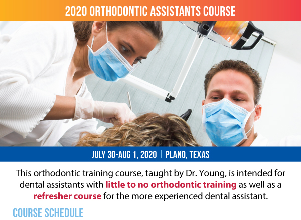 Academy of Gp Orthodontics Assistants Course 2020